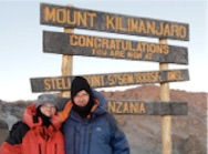 Dr Steve Austin and his wife Kelly on Kilimanjaro.jpg